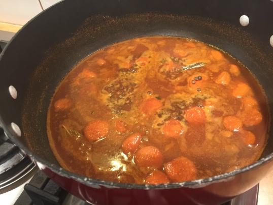 Spanish Chorizo & Lentil Stew 2